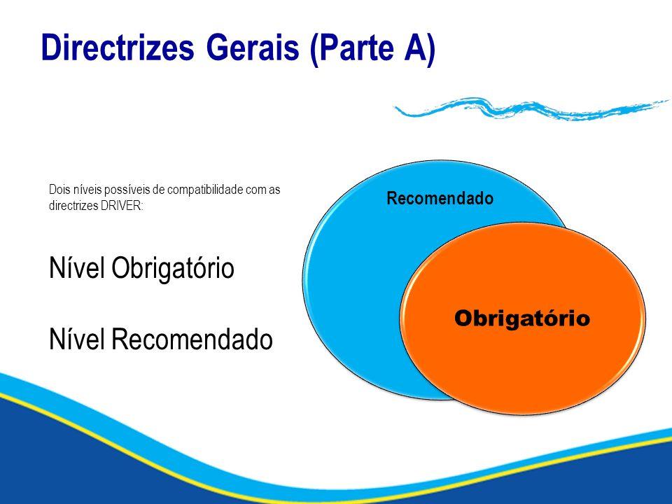 Directrizes Gerais (Parte A)