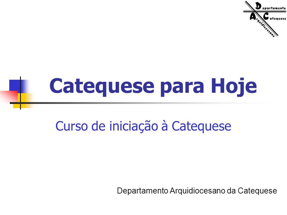 Departamento Arquidiocesano da Catequese
