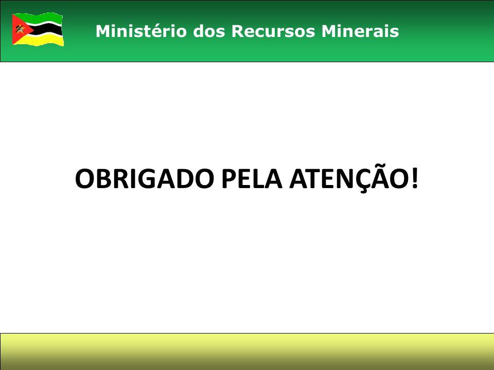 Ministério dos Recursos Minerais
