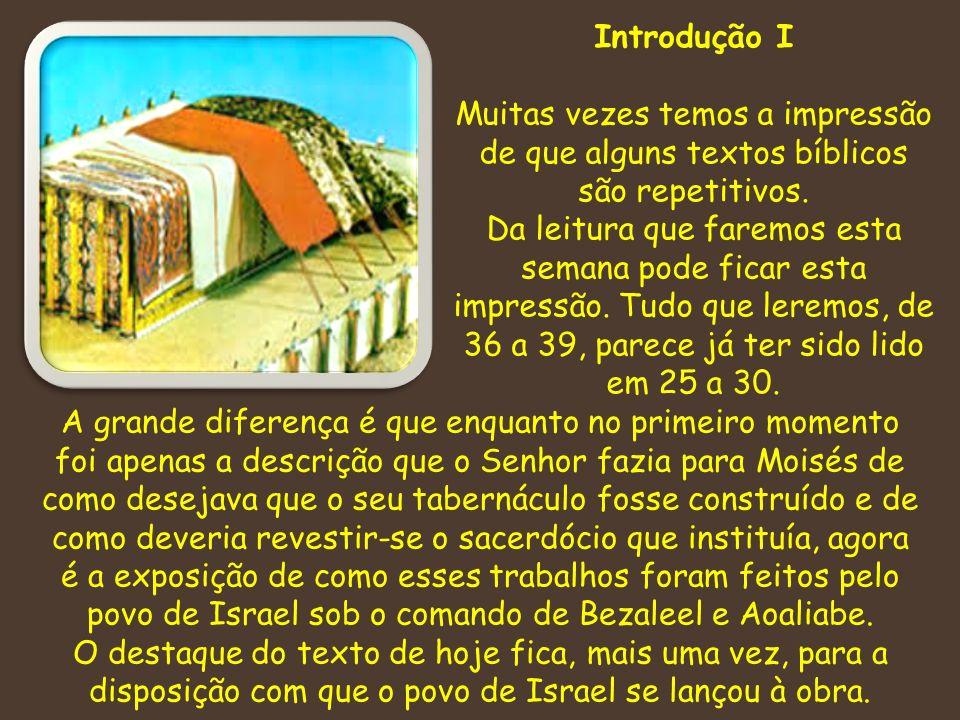 Introdução I Muitas vezes temos a impressão de que alguns textos bíblicos são repetitivos.