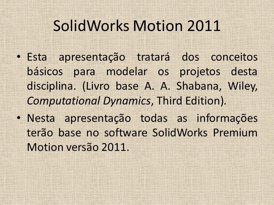 SolidWorks Motion 2011