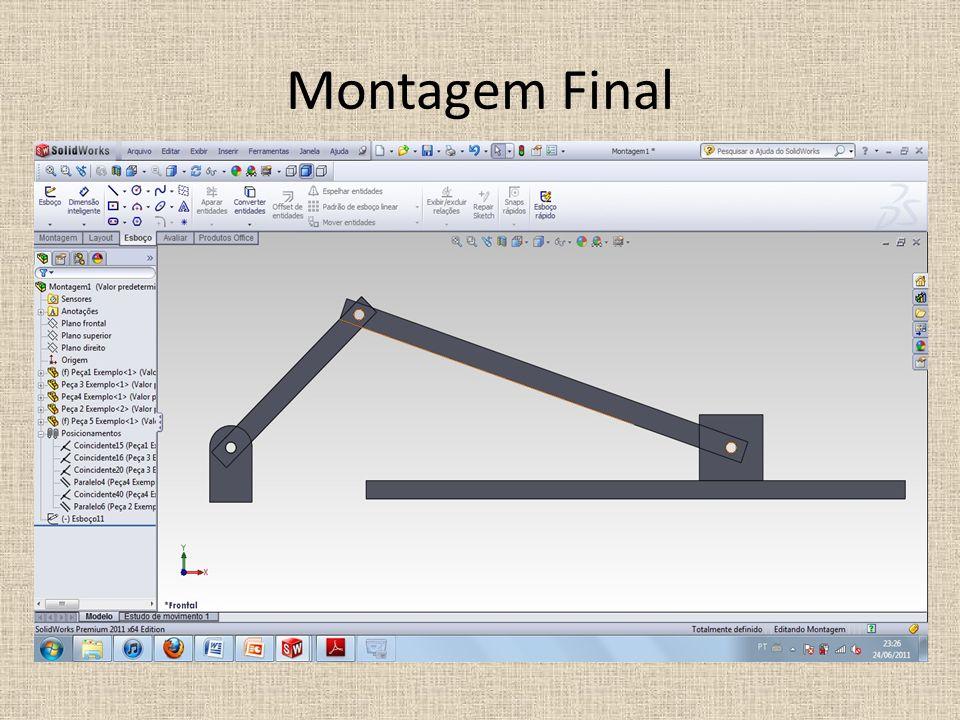 Montagem Final