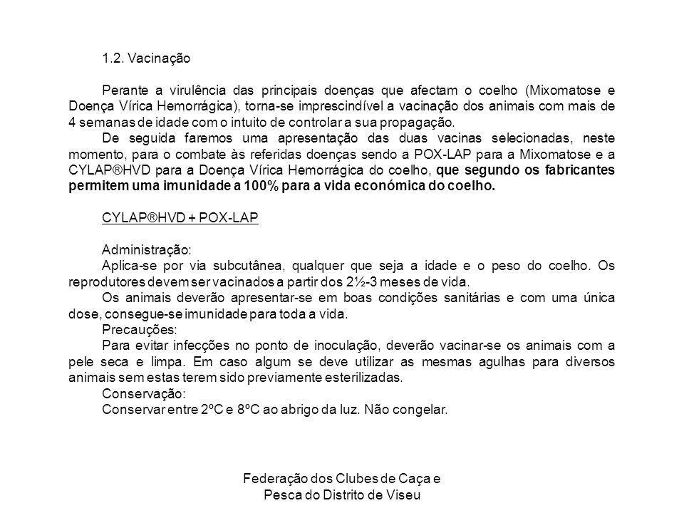 Federação dos Clubes de Caça e Pesca do Distrito de Viseu