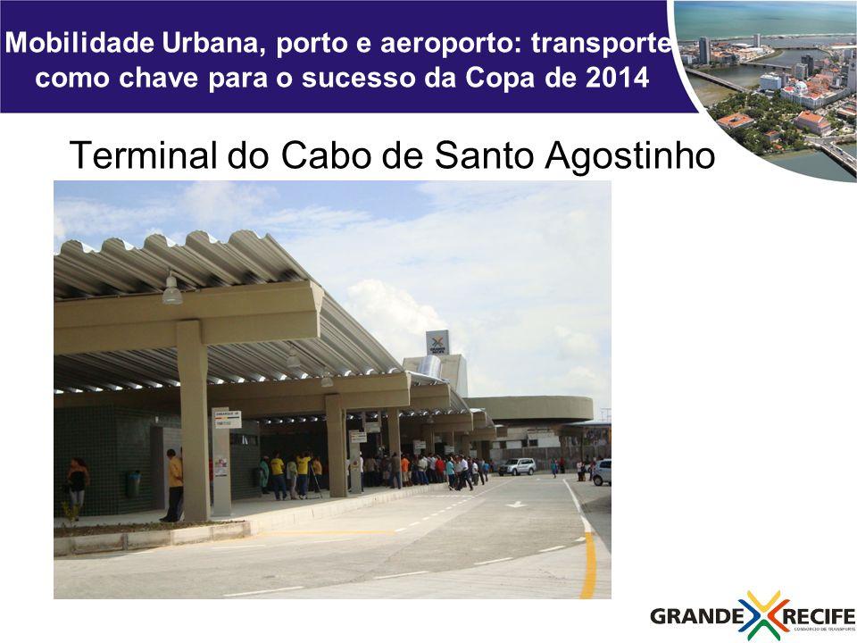 Terminal do Cabo de Santo Agostinho