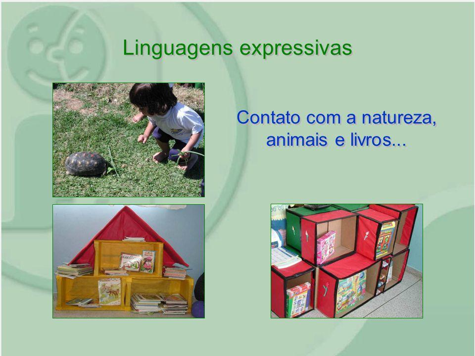 Linguagens expressivas