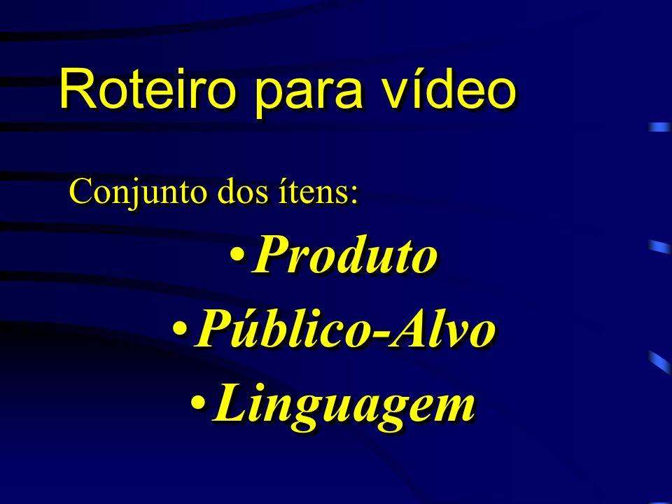 Produto Público-Alvo Linguagem