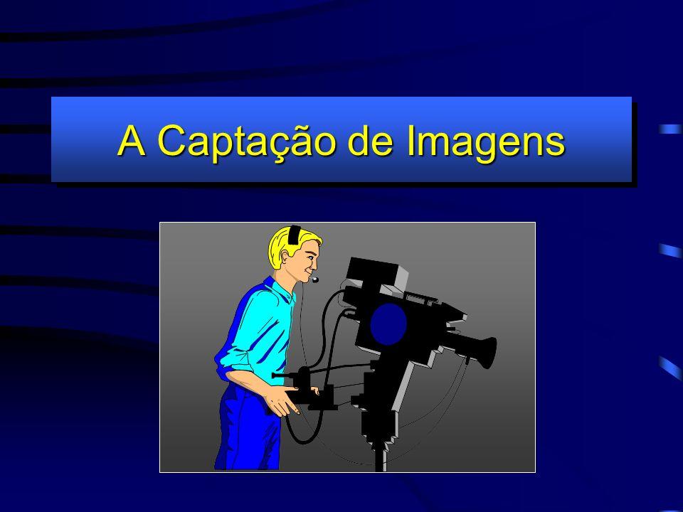A Captação de Imagens