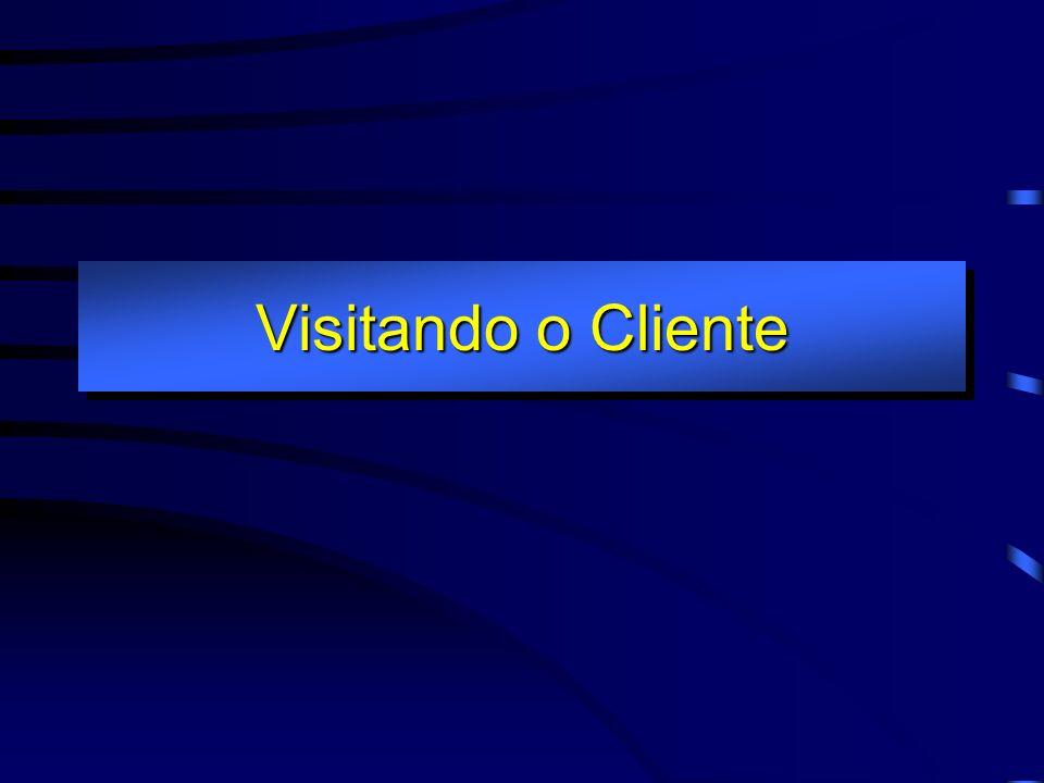 Visitando o Cliente