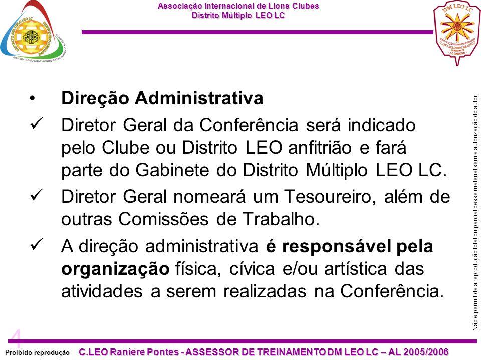 Direção Administrativa