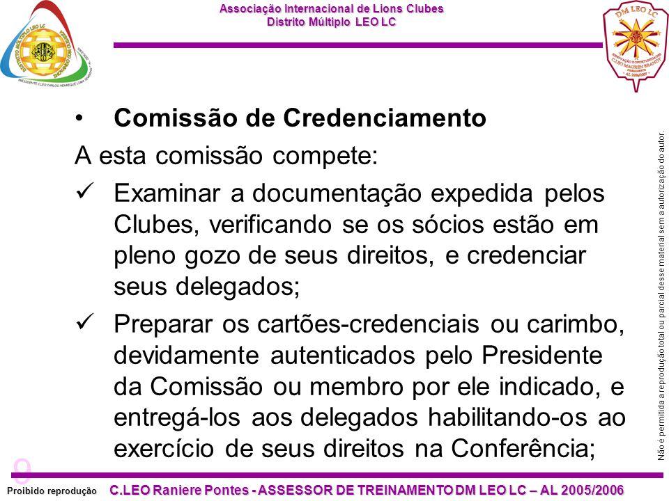 Comissão de Credenciamento