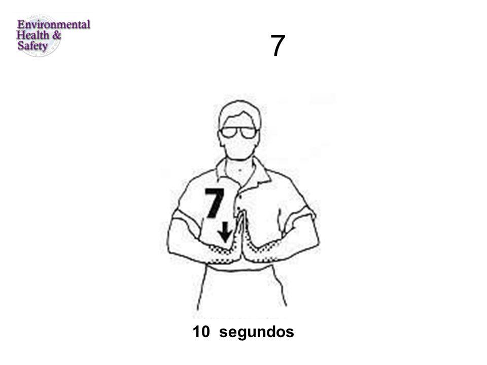 7 10 segundos