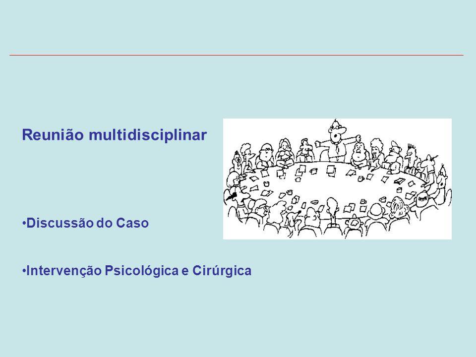 Reunião multidisciplinar