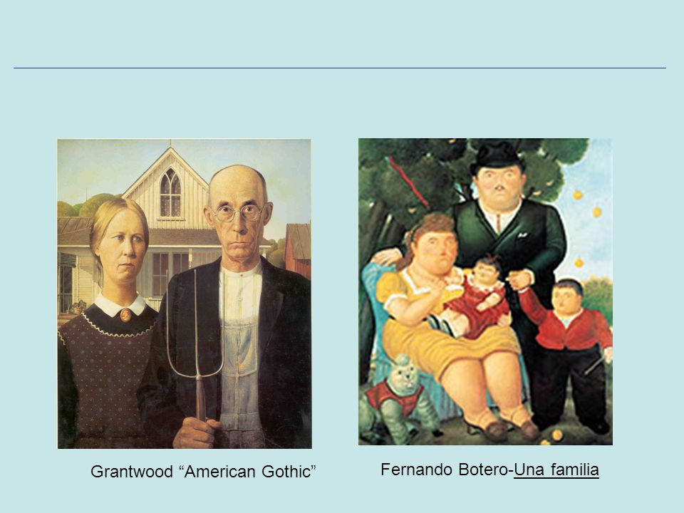 Grantwood American Gothic