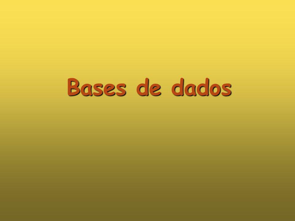 Bases de dados TIC - Lourdes Cruz