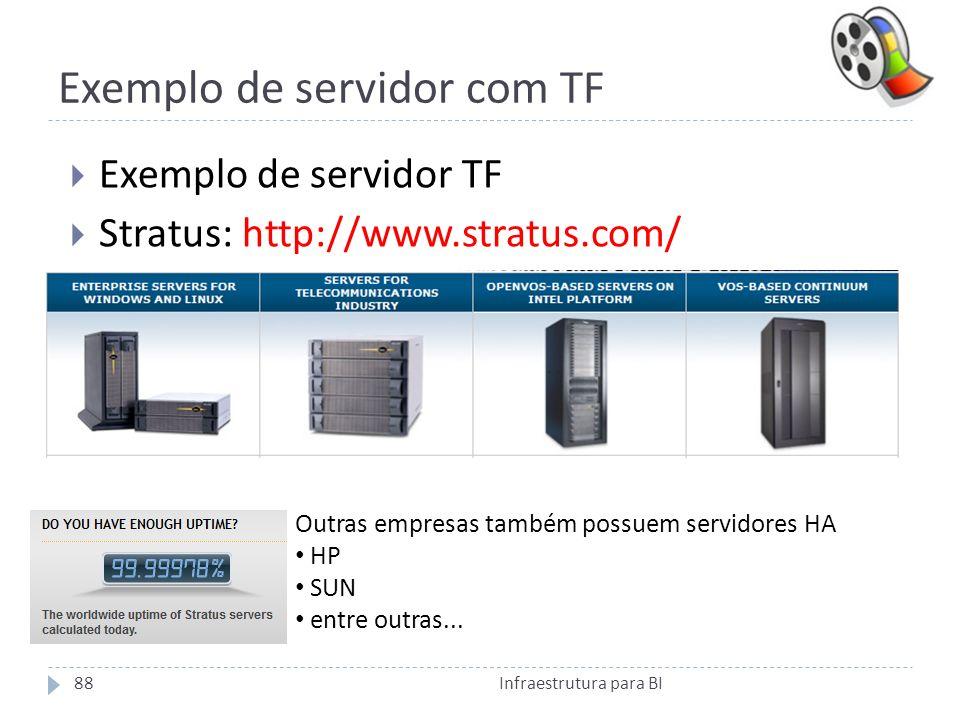 Exemplo de servidor com TF