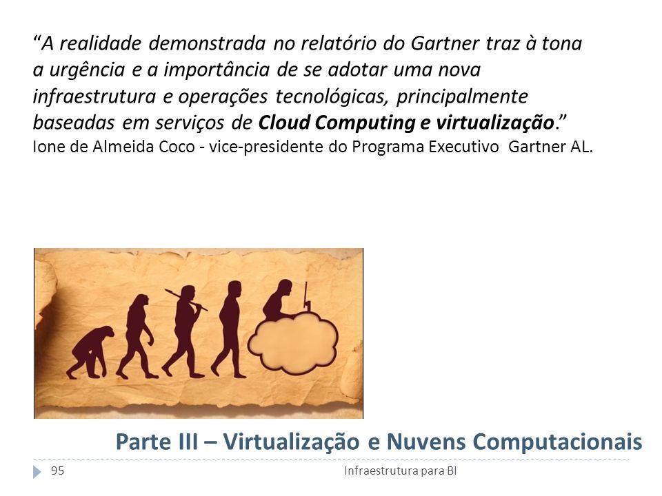 Parte III – Virtualização e Nuvens Computacionais