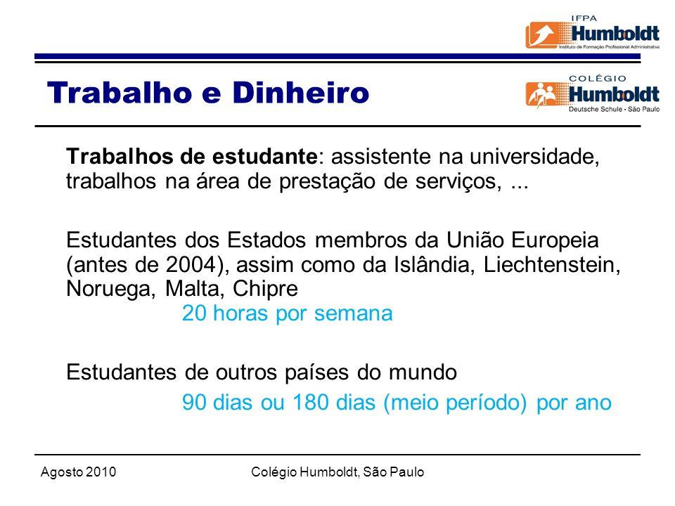 Colégio Humboldt, São Paulo