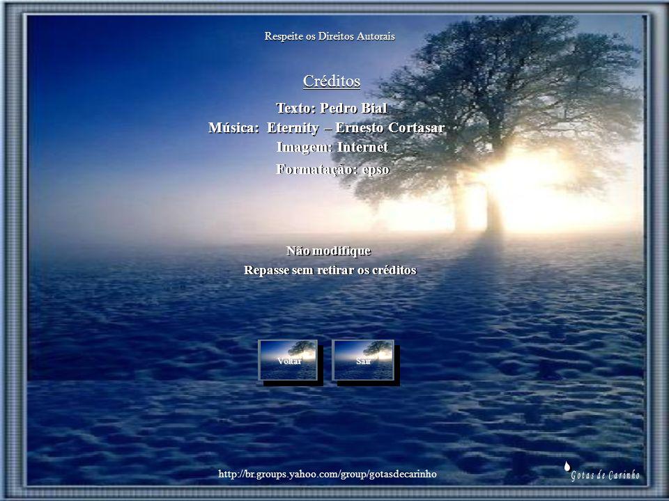Música: Eternity – Ernesto Cortasar Repasse sem retirar os créditos