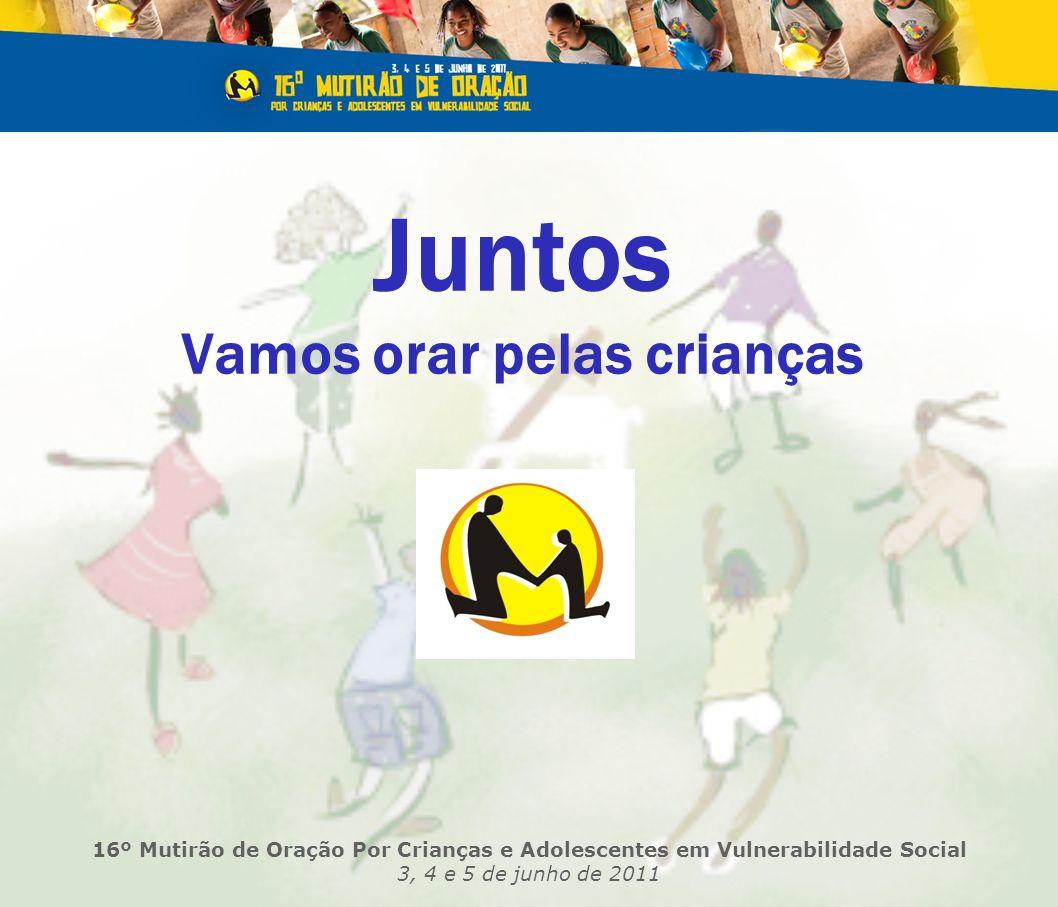 Juntos Vamos orar pelas crianças