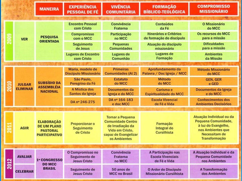 MCC DO BRASIL – AR 2013