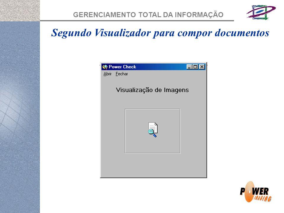 Segundo Visualizador para compor documentos