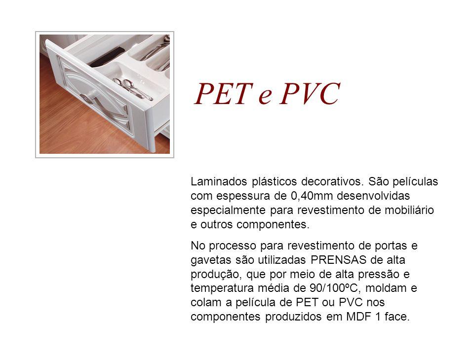 PET e PVC