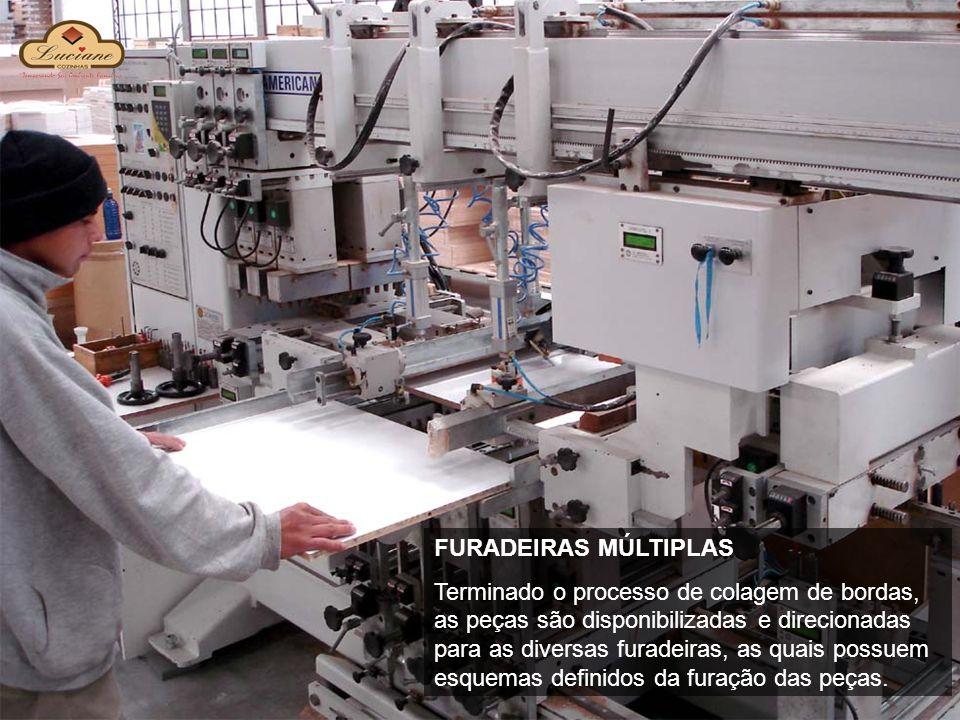 FURADEIRAS MÚLTIPLAS