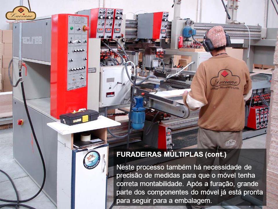 FURADEIRAS MÚLTIPLAS (cont.)