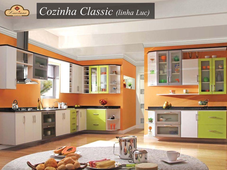 Cozinha Classic (linha Luc)