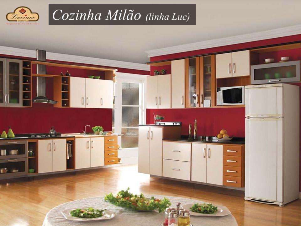 Cozinha Milão (linha Luc)