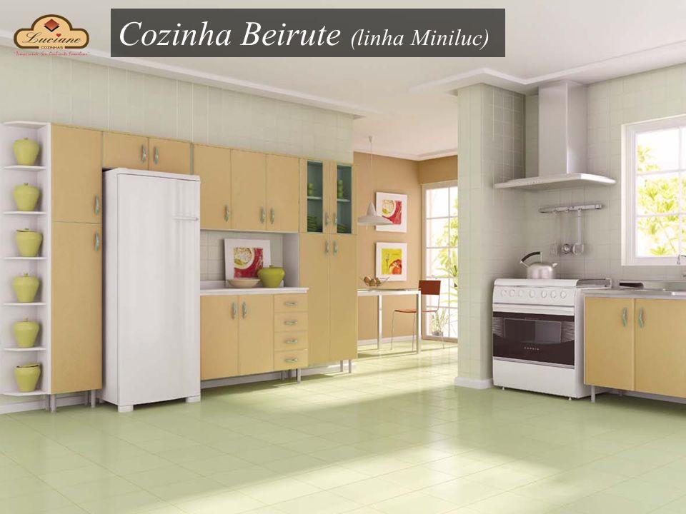 Cozinha Beirute (linha Miniluc)