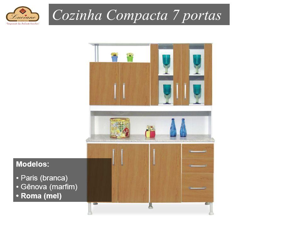 Cozinha Compacta 7 portas