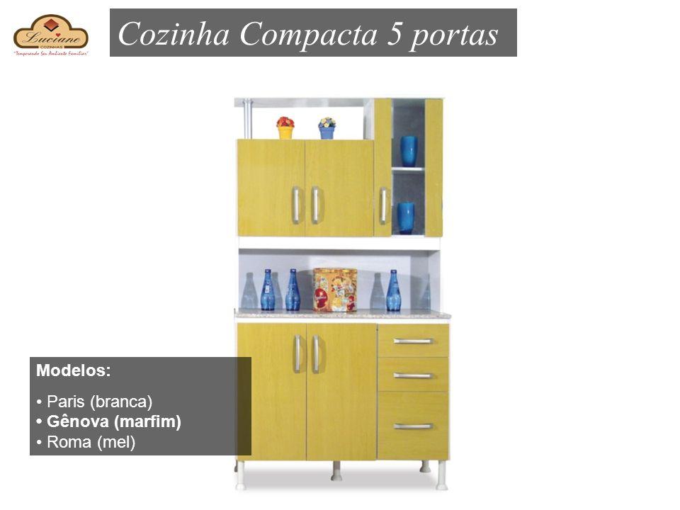 Cozinha Compacta 5 portas