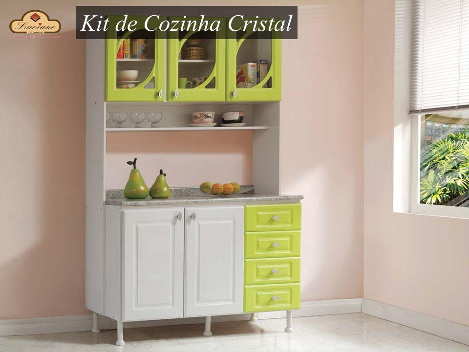 Kit de Cozinha Cristal