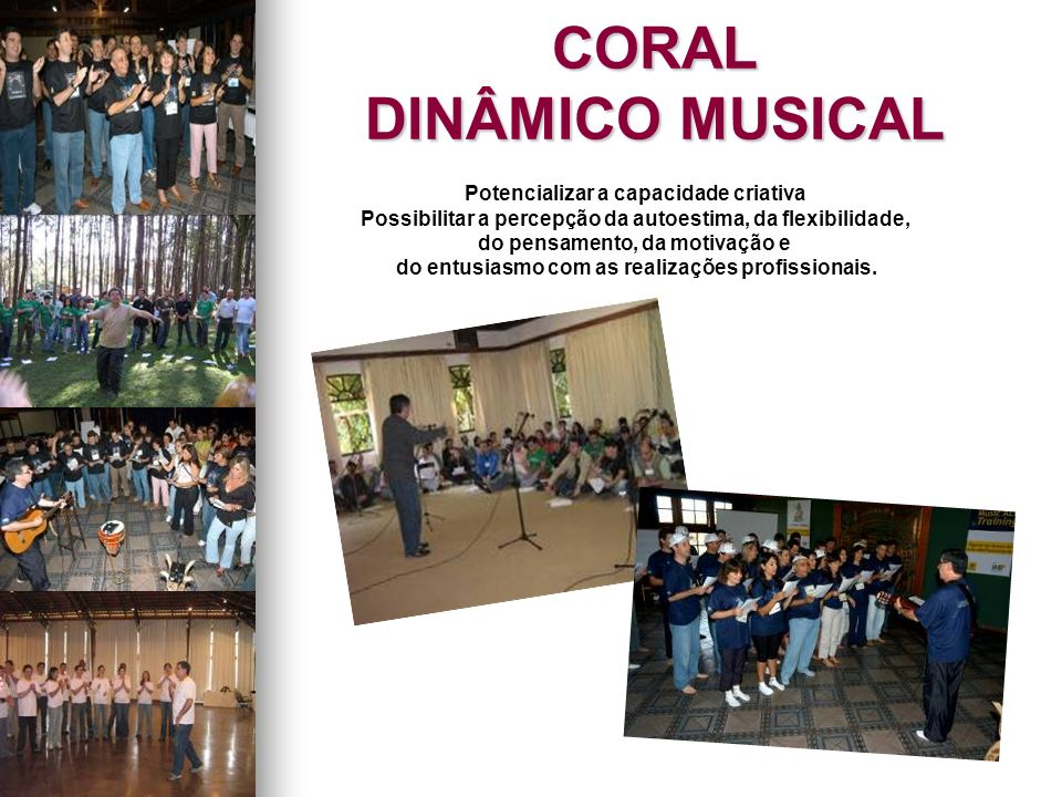 CORAL DINÂMICO MUSICAL