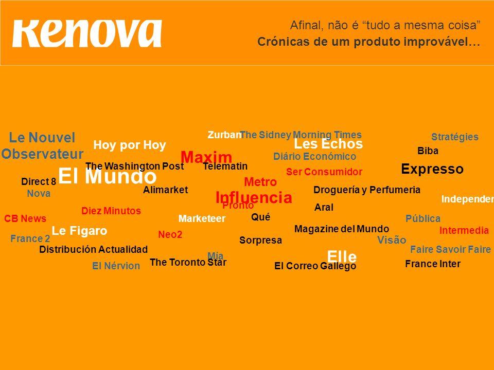 El Mundo Maxim Influencia Elle Le Nouvel Observateur Les Echos