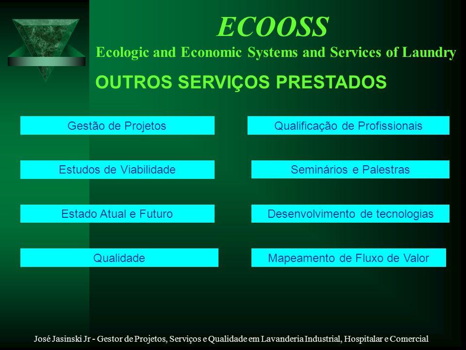 ECOOSS OUTROS SERVIÇOS PRESTADOS