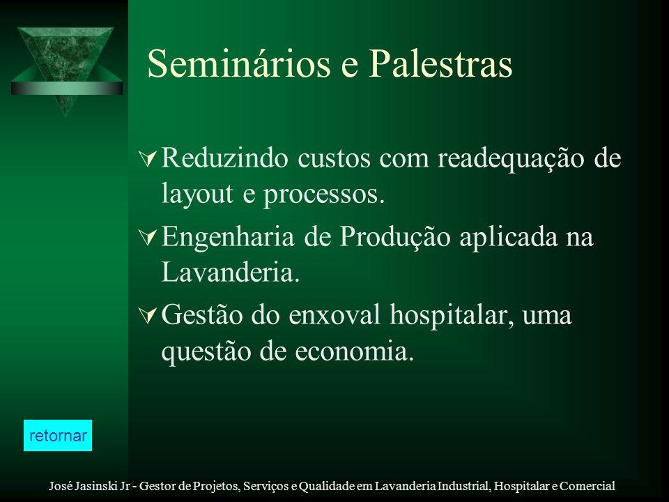 Seminários e Palestras