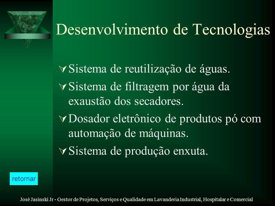 Desenvolvimento de Tecnologias