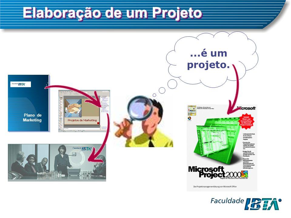 Elaboração de um Projeto
