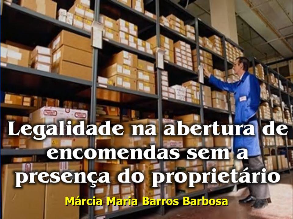 Márcia Maria Barros Barbosa