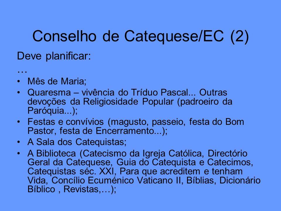 Conselho de Catequese/EC (2)