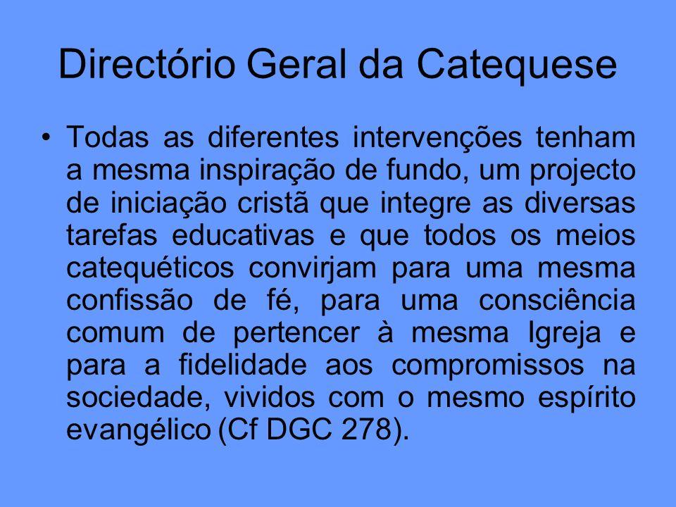 Directório Geral da Catequese