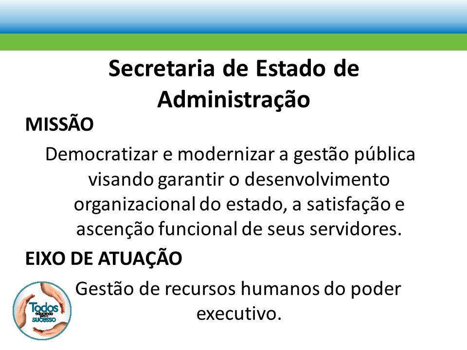 Secretaria de Estado de Administração