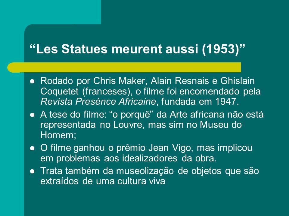 Les Statues meurent aussi (1953)