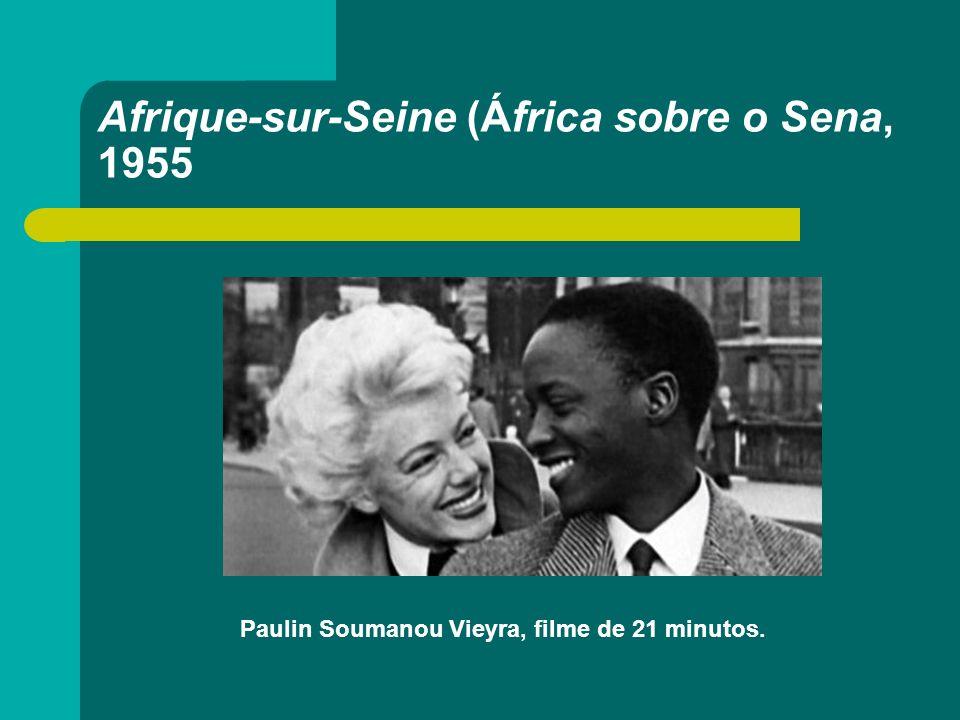 Afrique-sur-Seine (África sobre o Sena, 1955