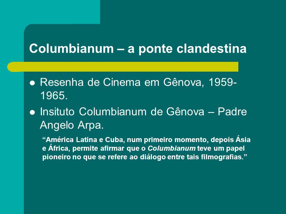Columbianum – a ponte clandestina