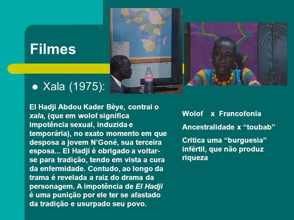 Filmes Xala (1975):