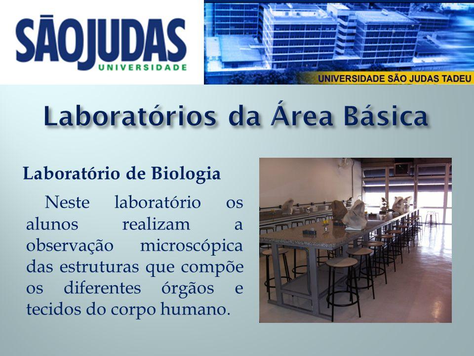 Laboratórios da Área Básica