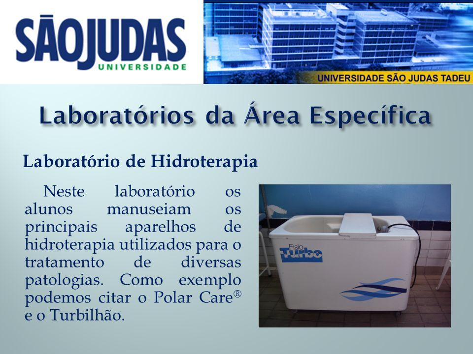 Laboratórios da Área Específica